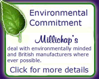Find out about our environmental policy