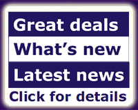 find out about our special offers, latest news & great deals
